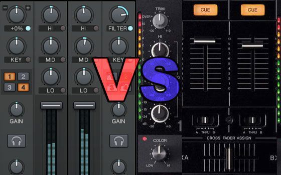 digital vs analog mixing which is better dj techtools. Black Bedroom Furniture Sets. Home Design Ideas