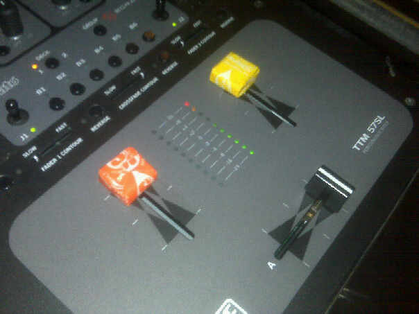 STARBUST X-FADERS