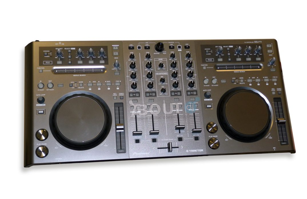New Traktor and Serato Controllers from Pioneer (Updated) - DJ TechTools