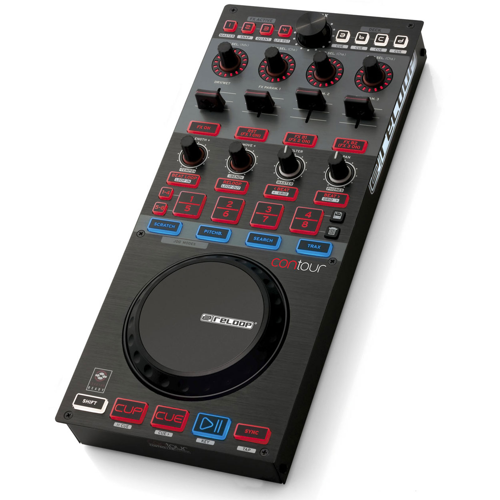 Driver for Reloop Countour Controller Edition
