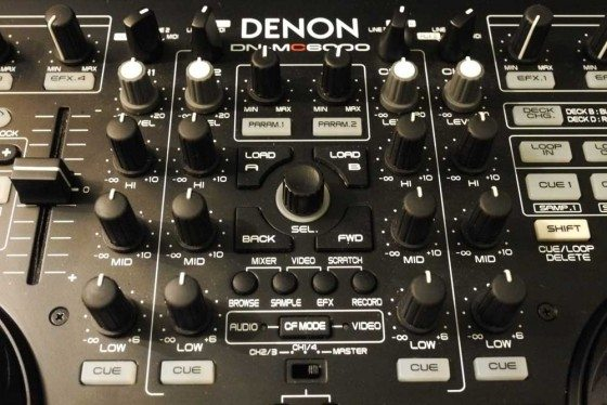 denon dn-mc6000 review