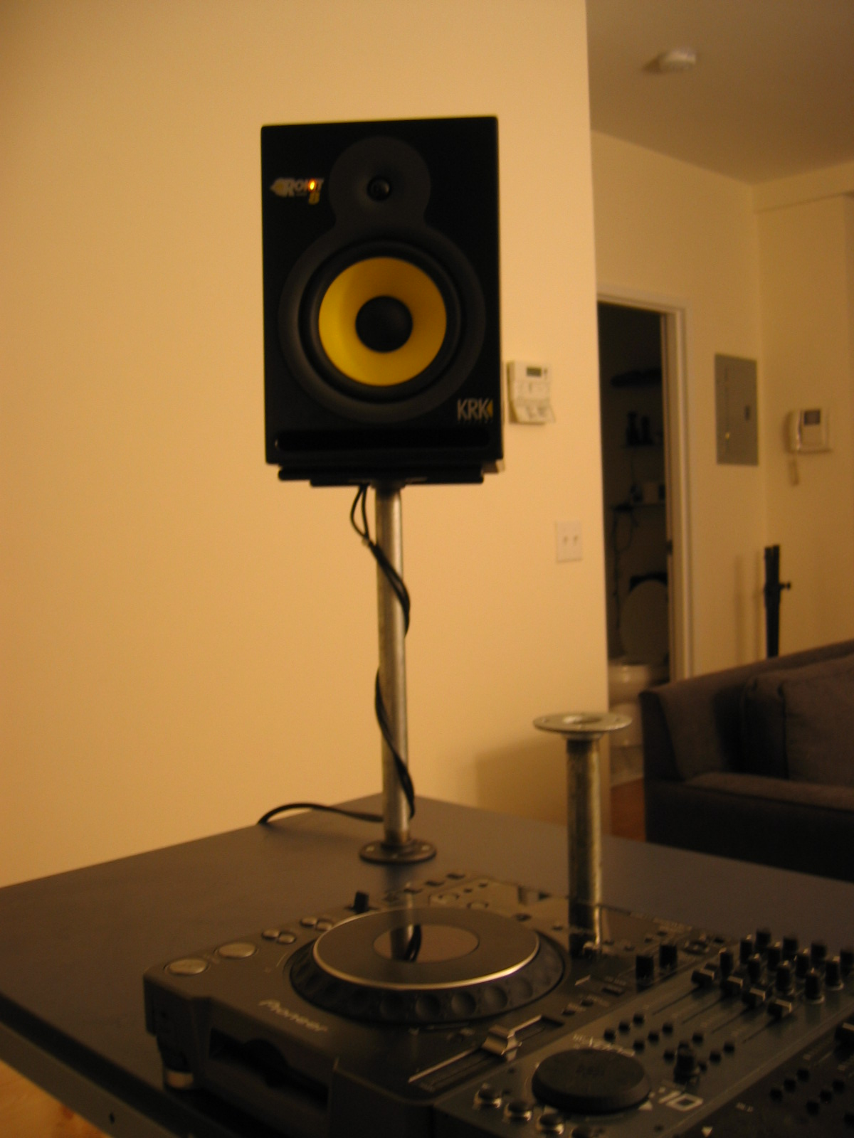 How To Create A Professional Dj Booth From Ikea Parts Dj Techtools
