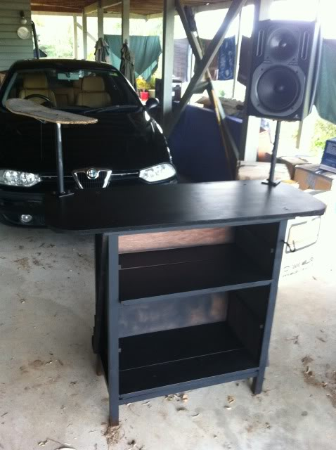 Geliefde How To: Create a Professional DJ Booth from IKEA Parts. - DJ TechTools IO86
