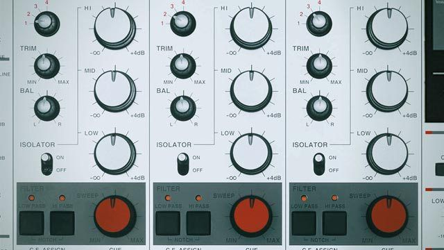 Filter VS EQ: Which, When, Why? - DJ TechTools