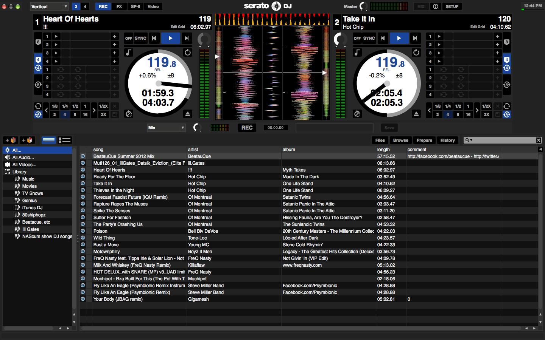 Serato dj download for mac 10.6.8