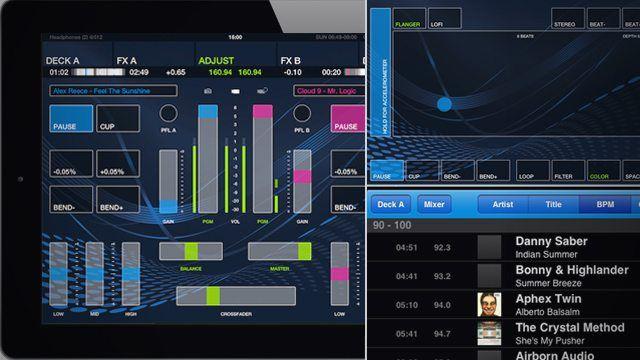 Review: DJ Player 5 1 iOS App - DJ TechTools