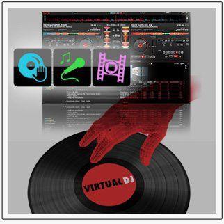 Virtual DJ 7 4 Out Now: HD Video + Karaoke Streaming, Windows 8