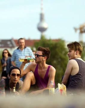 Making A Living In The Berlin House and Techno Scenes - DJ