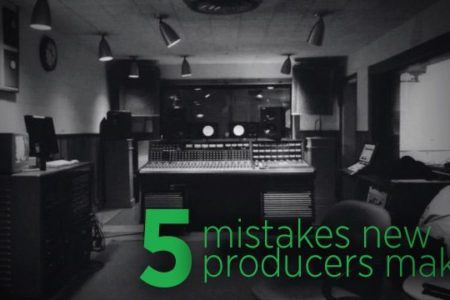 5 Mistakes Every Beginner Producer Makes (And How To Avoid Them