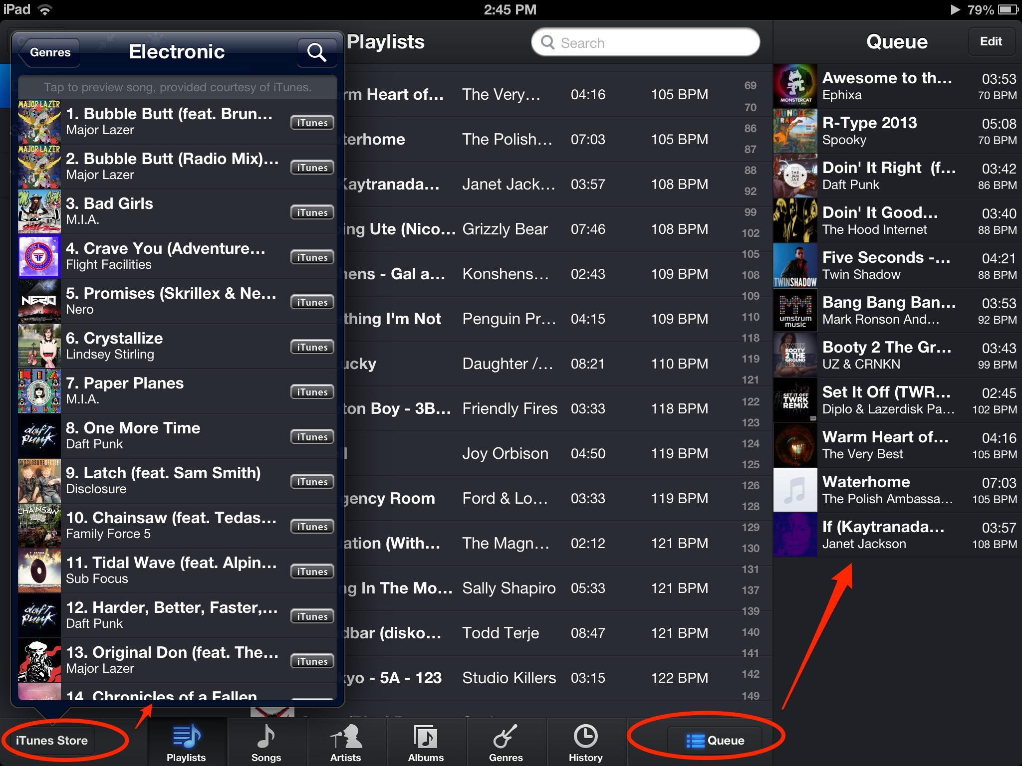 Review: Algoriddim djay 2 App for iPad & iPhone - DJ TechTools