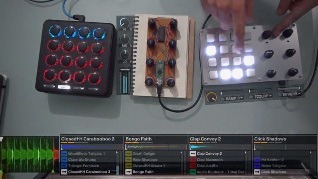 Over Synched Brains Trigger Out Of Step >> Building A Traktor Step Sequencer With Remix Decks Dj Techtools