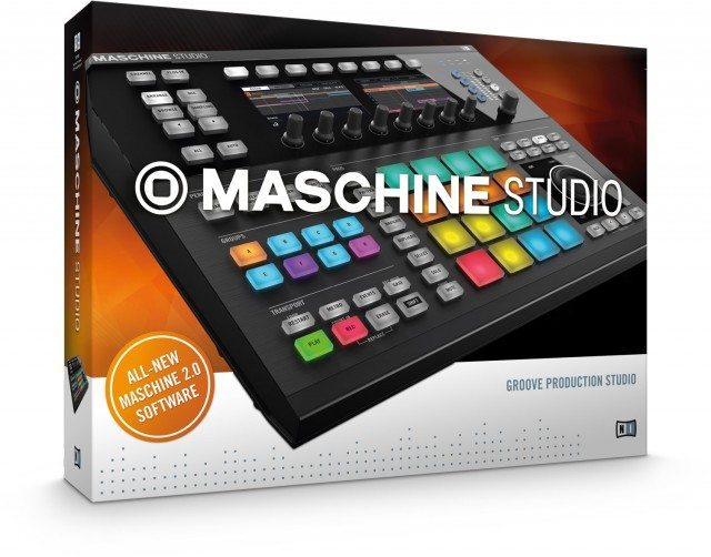 The Maschine Studio will available in stores November 1st for $999 /  €999  /¥ 104,800 -