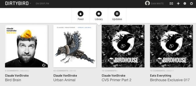 Dirtybird's The Birdhouse on Drip.FM