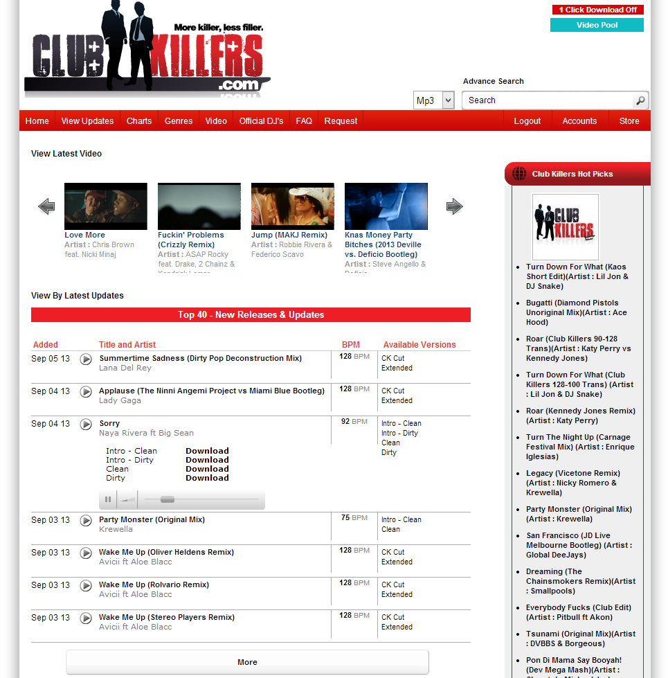 Top Online Record Pools For DJs (Part II) - DJ TechTools