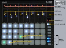 Base in Ableton Live Remote Script Mode 1: Launch