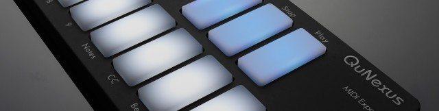 QuNexus key pads