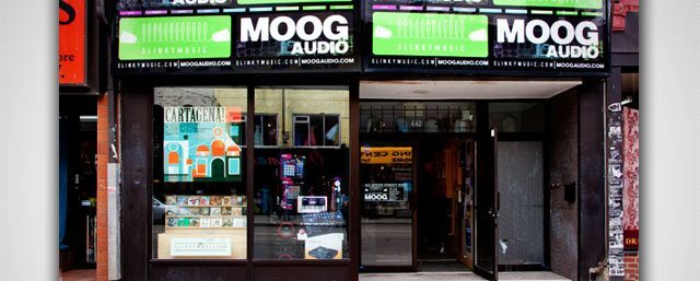 Many local, smaller stores will buy and sell used gear.