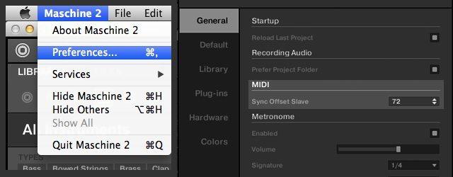 MIDI-OFFSET