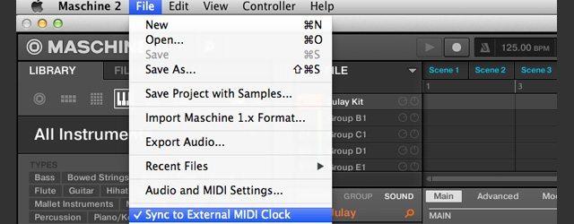 MIDI-SYNC