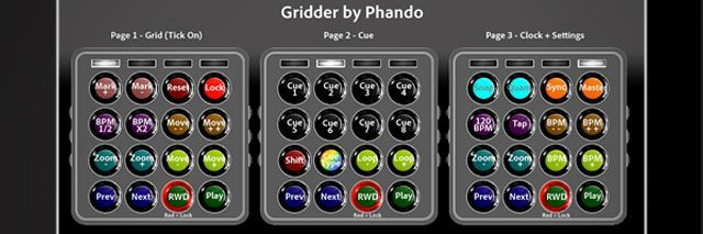 Grid and prep with lightning-fast arcade button speed.