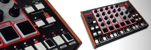 Akai's drum machine - all analog?