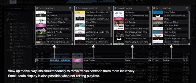 rekordbox-playlist-pallate
