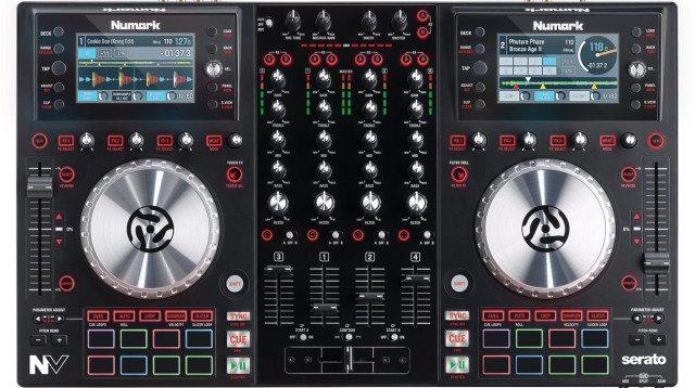 Numark-NV-hardware