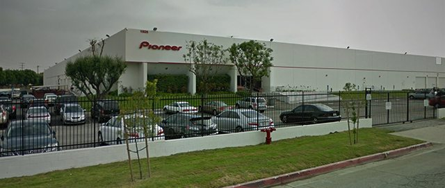 Pioneer's US Headquarters in Long Beach, CA