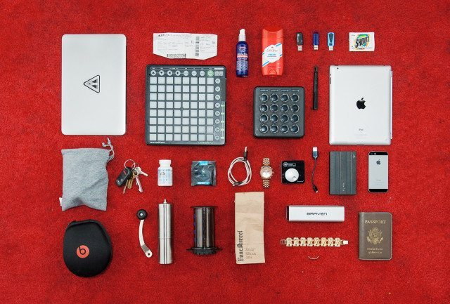 "Flosstradamus' ""Tour Essentials"" - photo credit John Ong at Hypetrak"