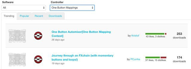 onebuttonmappings