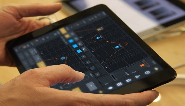 touchAble 3: Turn iOS Devices into USB Controllers - DJ