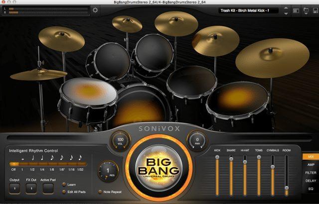 AMPS1-BigBang