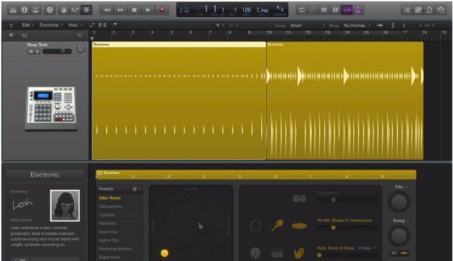 Drum Machine Sequencer