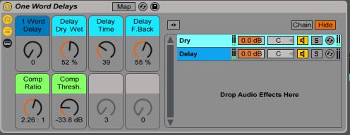 Ableton Tutorial: Spice Up Vocals With One Word Delays - DJ TechTools