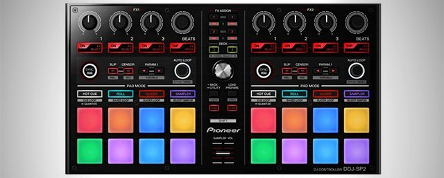 Mockup of a DDJ-SP2 by Mr. Mac on the Serato forums