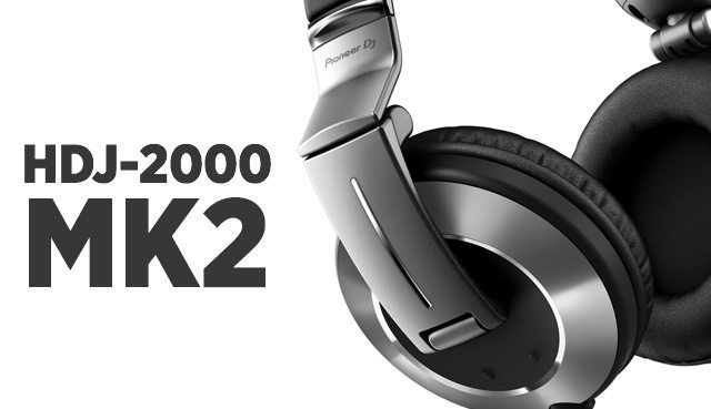 ae1b90965ca NAMM 2015: Pioneer's HDJ-2000MK2 Headphones. DJ Gear Announcements