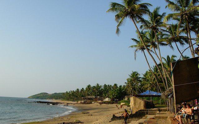 Anjuna Beach © Hector Garcia | Flickr