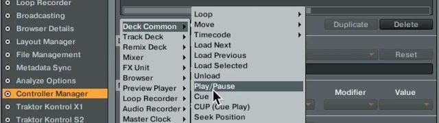 Adding Midi Commands