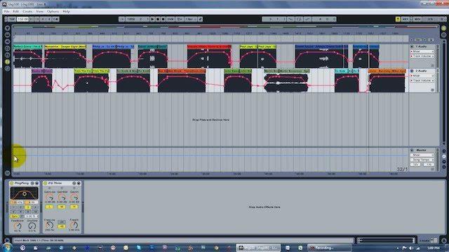 Ableton_DJ_Mix
