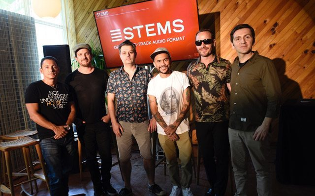 Broad support for the stems format in Miami this month at WMC
