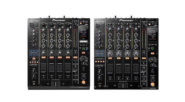 DJM Mixer
