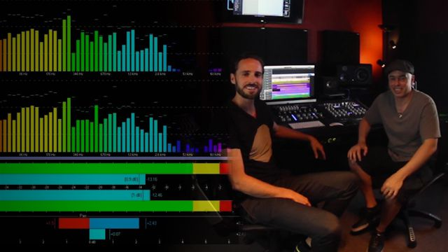 mixing and mastering dance music