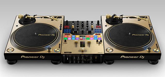 First Look: Pioneer's DJM-S9 Mixer, PC-X10 Cartridges + Gold