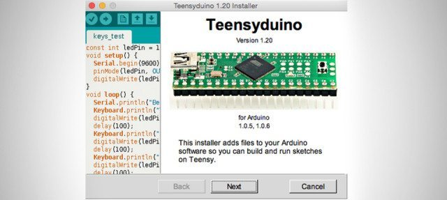 teensyduino-installer