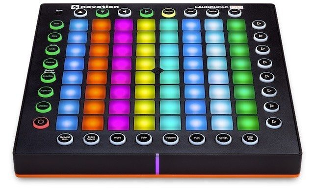 Launchpad Pro mode buttons