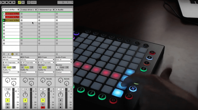 Launchpad Pro Ableton