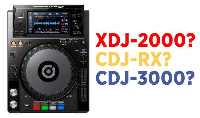 xdj-2000-cdj-3000