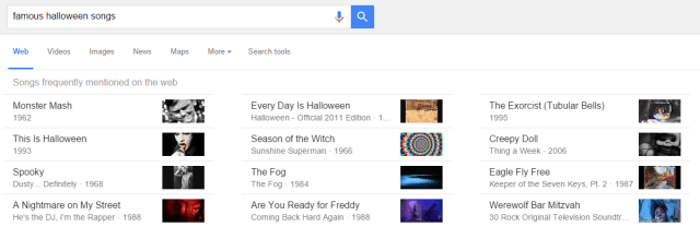 Music Google Search Results