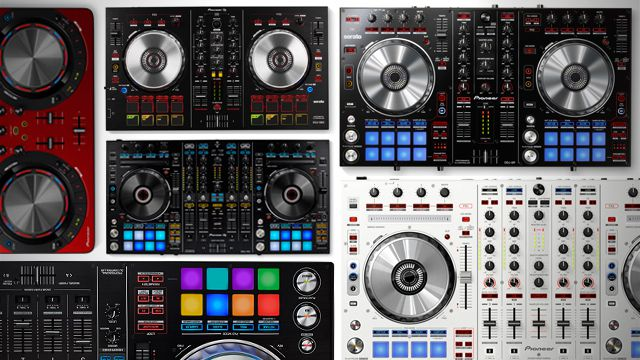what all in one pioneer dj controller is right for you dj techtools. Black Bedroom Furniture Sets. Home Design Ideas