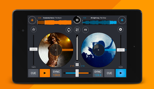 Cross DJ 3.0 android